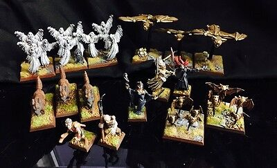 Warhammer Fantasy Age Of Sigmar Undead Vampire Counts Army Starter Painted