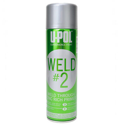 U-Pol Weld #2 Weld Through Zinc Rich Primer U-Pol Car Body Repair