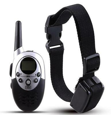 1000M Shock Pet Supplies Rechargeable Remote Control Dog Training Collar Clicker