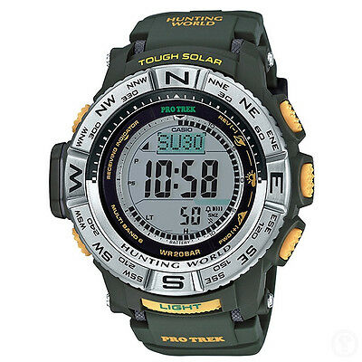 CASIO PRO TREK x Hunting World Limited Edition Watch ProTrek PRW-3510HW-3