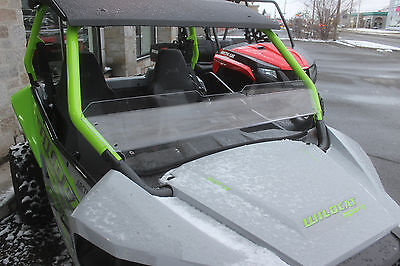 2802-AW70T Arctic Cat Wildcat Trail & Sport tinted half windshield