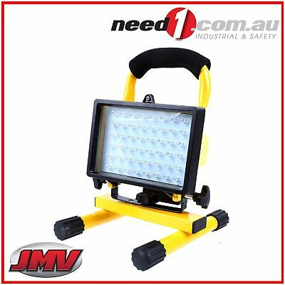 JMV Portable Recharge Work Light 4W, 48LED, Swivel Head, With Charger.