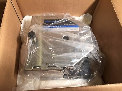 New in Box Cole Parmer 77600-62 MASTERFLEX I/P HIGH PERFORMANCE PUMP HEAD