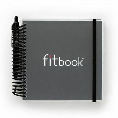 Fitbook Fitness and Nutrition Journal