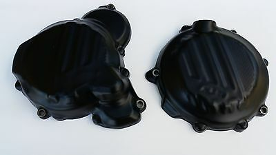 2017 KTM EXC 250/300 engine protection SET clutch+ignition cover - case saver
