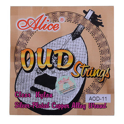11 String Oud String Set 11 Strings Oud Set By Alice String AOD-11 NEW