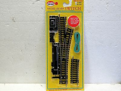 MODEL POWER RIGHT SWITCH REMOTE NICKEL SILVER HO scale #5144 New in pack