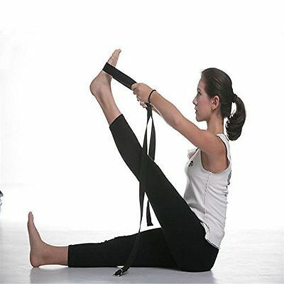 2 pcs Yoga Straps with D-Ring Clever Yoga Straps
