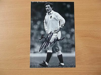 Stuart Lancaster, British & Irish Lion Rugby Player, Signed 6 X 4 Photo