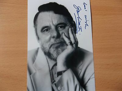 Terry Waite, Author, Signed 6 X 4 Photo