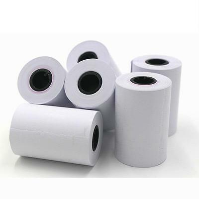48 Rolls Premium 58mm x 50mm Thermal Paper Eftpos Roll Cash Register Receipt