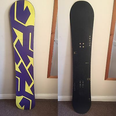 Pre-owned Men's K2 Believer Snowboard