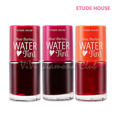 Etude House Dear Darling Water Tint Vivid Lip Stain Gloss 10g NEW ***US SELLER**