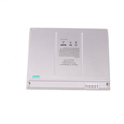 """Battery For Apple A1175 A1260 A1226 Macbook Pro 15"""" Laptop White UK"""