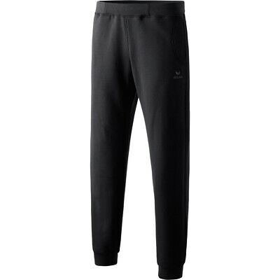 Erima Sweatpant mit Bündchen Kinder Sweat Hose Sporthose Trainingshose Jogging