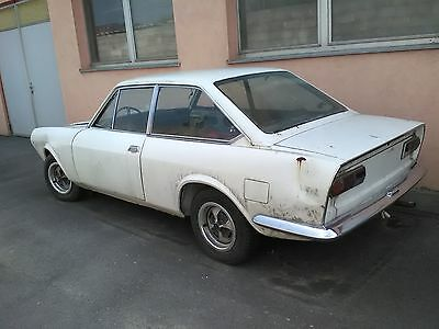 Fiat 124 Sport Coupe 1. Serie