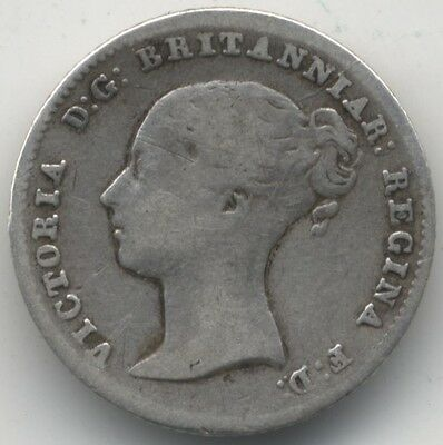 1838 Victoria Silver Fourpence/Groat***Collectors***