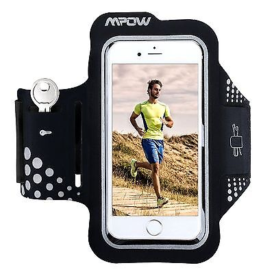 Mpow Running Armband Sweat-Free For iPhone 6/6s Samsung S7/S6  up to 5.1 inch