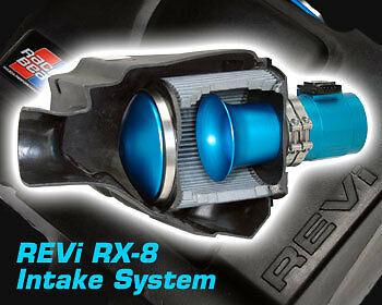 Mazda RX8 REVI Racing Beat Induction System
