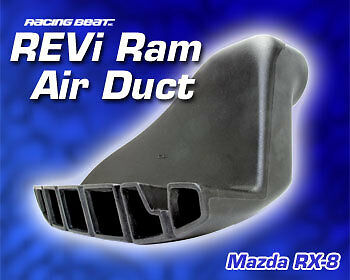 Mazda RX8 REVI Racing Beat Ram Air Duct