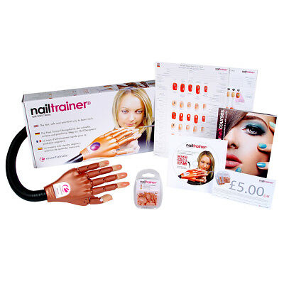The Nail Trainer ® Practice Hand