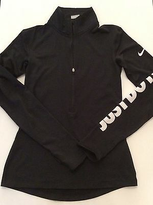 Ladies Cozy Zip Top-Black