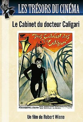 DVD The Cabinet of Doctor Caligari - Tinted Version / IMPORT
