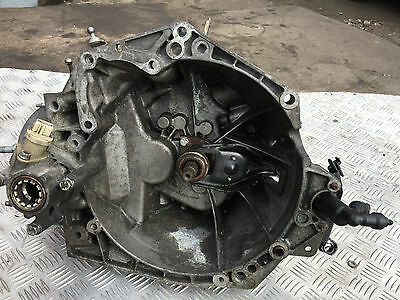 Peugeot 207 Citroen Picasso 1.6 8V Gearbox 5 Speed Manual 20Dl67