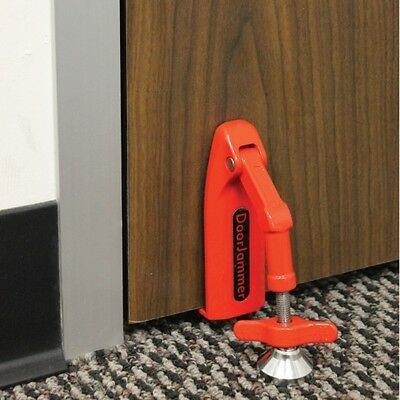 Home Security Door Jammer Portable Safe Secure Device Great For Home Or Hotel