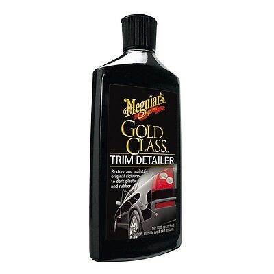 Meguiar's Meguiars Gold Class Trim Detailer 296ml Detailing car truck - NEW