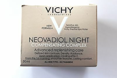 Vichy Neovadiol Night Compensating Complex Advanced Replenishing Care - 50ml