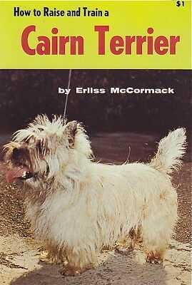 Vintage Cairn Terrier Book Cairn Terrier How To Raise