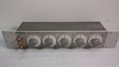 General Radio Decade Resistor Type 1433N Rack Mount.