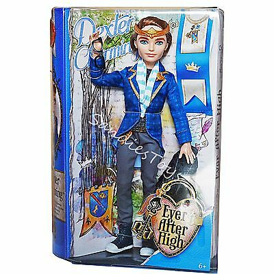 "GENUINE Ever After High DEXTER Charming 12"" Doll NEW"