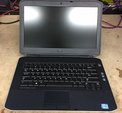Dell Latitude E5430 Laptop Computer Intel Core i5-3320M 2.60GhZ - 6GB RAM!
