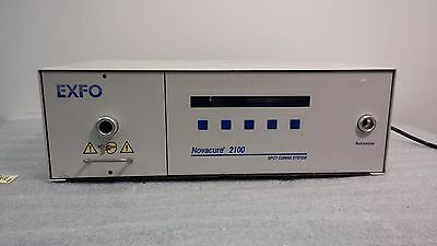 EXFO Novacare N2100 Spot Curing System