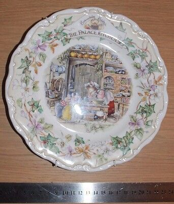 Brambly Hedge Royal Doulton - The Palace Kitchens - Secret Staircase Series