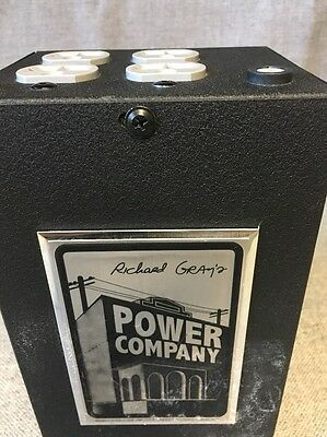Richard Gray Model 400 Power Company AC Line Conditioner Surge Protection