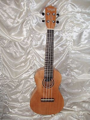 Concert Sized Ukulele With New New Gig Bag Normal Rrp  £128.00
