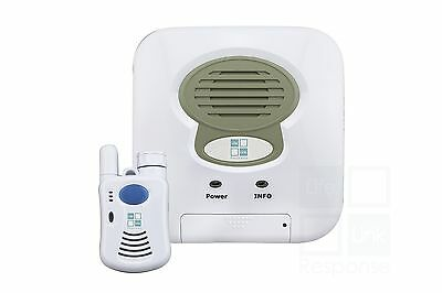 Medical Alert System for Home Emergency- NO MONTHLY FEES - WATER RESISTANT Wi...