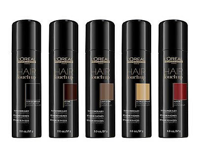 L'Oreal Professionnel Hair Touch Up 75ml - Root Concealer (Choose Colour)