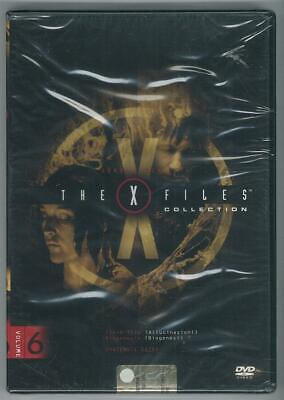 The X Files Collection Stagione 6 Volume 6 Episodi 21-22 Dvd Editoriale Nuovo
