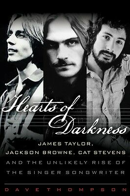 Hearts of Darkness James Taylor Jackson Browne Cat Stevens NEW 000333163