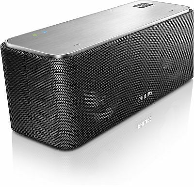 Philips SB365/37 Wireless Bluetooth Portable Speaker with USB c...