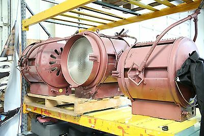 "Mole Richardson 20"" 10K Fresnel Type 416"