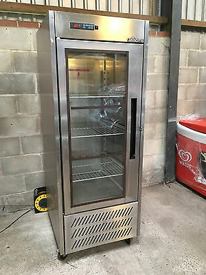 Williams Single Door Stainless Steel Commercial Display Fridge / Chiller