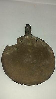 Ancient Bronze Mirror Bactrian C.300 BC