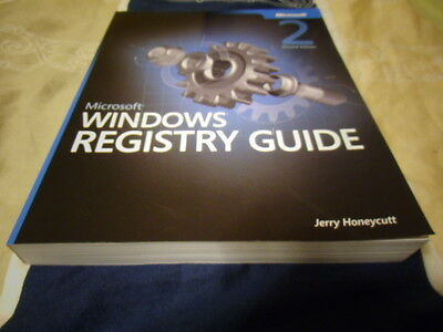 Microsoft Windows Registry Guide Second Edition