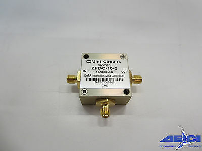 MINI-CIRCUITS ZFDC-10-2 COAXIAL COUPLER 10-1000 MHz