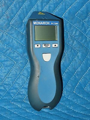 Monarch Instrument Pocket Laser Tach 200 PLT200